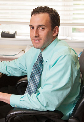 Anthony Salvaggio, Commercial Lines Manager