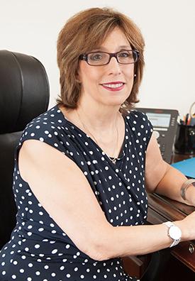 Elena Giuliano, Executive Vice President